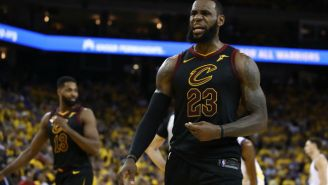David Griffin Explained Why The Sixers Have A 'Leg Up' On Signing LeBron James