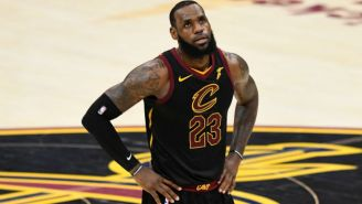LeBron James Is Producing An HBO Documentary About The Need To Pay College Athletes