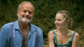 Seth Rogen Joins Kristen Bell And Kelsey Grammer On An Awkward Cruise In The First 'Like Father' Trailer