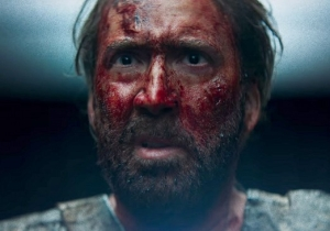 Nicolas Cage Hunts The Members Of A Hellish Cult In The First Trailer For 'Mandy'