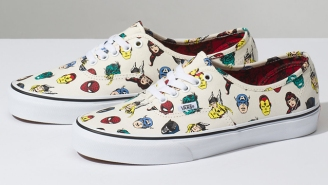 Vans And Marvel Have Joined Forces To Celebrate Your Favorite Superheroes