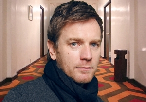 Ewan McGregor Will Star In The Adaptation Of Stephen King's 'The Shining' Sequel, 'Doctor Sleep'