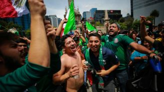 Mexico's World Cup Upset Over Germany Caused A Small Earthquake In Mexico City