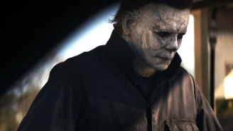 Michael Myers From The New 'Halloween' Movie Looks Satisfyingly Creepy