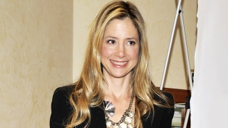 Mira Sorvino Expertly Shut Down A Troll Who Told Her To 'Shut Up And Act'