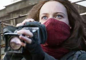 The First Trailer For 'Mortal Engines' Gives Peter Jackson And Company Their Own 'Mad Max' To Fool With
