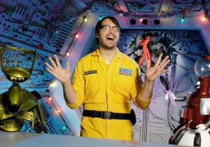 'Mystery Science Theater 3000' Is Going Back On Tour And Bringing Joel Hodgson Along For The Fun