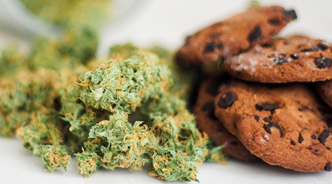 cannabis strains snacks pairings