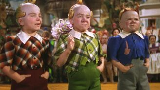 Jerry Maren, The Last Living Munchkin From 'The Wizard Of Oz,' Has Died At The Age Of 98