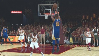 'NBA 2K' Predicts The Cavaliers Will Fight Off Elimination And Finally Pick Up A Win In Game 4