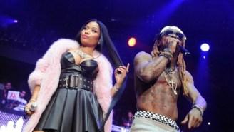 Nicki Minaj Trades Some Raunchy Raps And Audacious Flexes With Lil Wayne On 'Rich Sex'