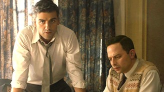 Oscar Isaac And Nick Kroll Hunt Nazis In The 'Operation Finale' Trailer