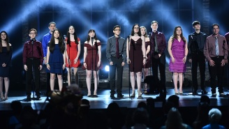 Watch The Parkland Drama Students Deliver A Stirring Performance Of 'Seasons Of Love' From 'Rent' At The 2018 Tony Awards