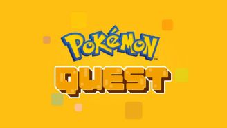 'Pokemon Quest' Is The Fun Warmup To The Console Pokemon Game The Switch Deserves