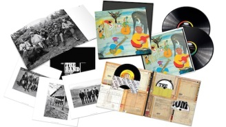 The Band Announced A 50th Anniversary Edition Of 'Music From Big Pink'