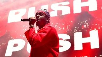 Pusha T Earns His First Rap Album Charts No. 1 With 'Daytona'