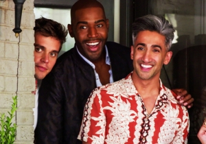 Tan France Explains Personal Style And How Life Has Changed With 'Queer Eye'