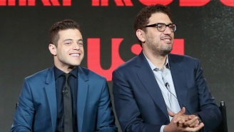 'Mr. Robot' Duo Rami Malek And Sam Esmail Will Team Up For A Muslim Undercover FBI Agent Movie