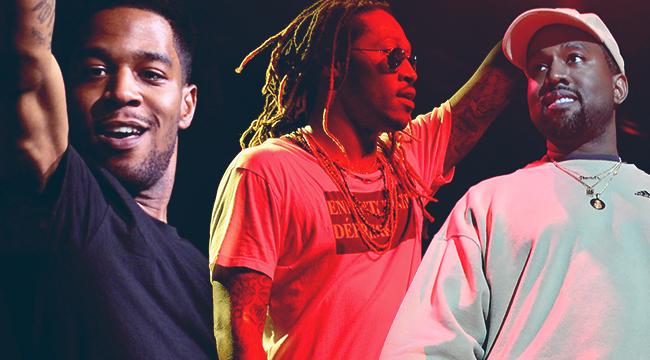 new hip hop albums this week