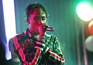 Rich The Kid Gifted A Weekend Pass To The Lollapalooza Fence-Jumper With A Prosthetic Leg