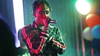Rich The Kid Has Been Hospitalized After A Home Invasion Robbery