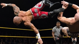 Is Ricochet Injured? Yes And No, Says Triple H