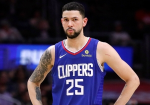The Clippers Will Reportedly Send Austin Rivers To The Wizards For Marcin Gortat