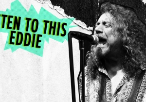 Robert Plant Keeps Led Zeppelin's Legacy Alive Through His Exhilarating Stage Shows