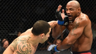 Robert Whittaker Survived A Battle With Yoel Romero To Keep His Middleweight Belt At UFC 225