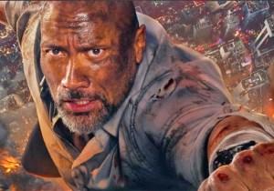 Weekend Box Office: Dwayne 'The Rock' Johnson's 'Skyscraper' Falters