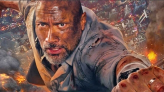 Weekend Box Office: Dwayne 'The Rock' Johnson's 'Skyscraper' Falters