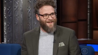 Seth Rogen Humiliated Paul Ryan By Rejecting A Selfie Attempt In Front Of His Kids