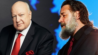 Freaking Russell Crowe Will Play Fox News CEO Roger Ailes In A Showtime Limited Series