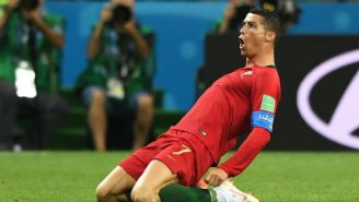 Cristiano Ronaldo's Incredible Hat Trick Earned A Draw With Spain In The Best Match Of The World Cup