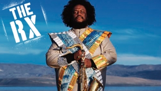 Kamasi Washington's 'Heaven And Earth' Is A Heady And Existential Epic
