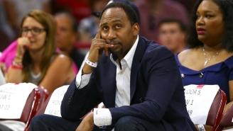Shaq Prank-Called Stephen A. Smith's Radio Show To Yell At Him About The Cowboys