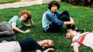 Check Out The Video For The Song 'Greyhound' From 'Stranger Things' Actor Finn Wolfhard's Band Calpurnia