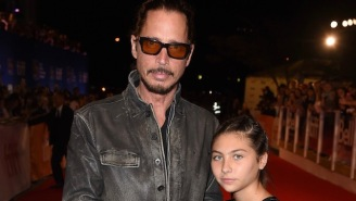Chris Cornell's Duet Of Prince's 'Nothing Compares 2 U' With His Daughter Is An Absolute Tearjerker