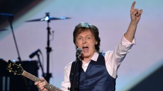 'Egypt Station' Is Paul McCartney's First No. 1 Album In Nearly Four Decades