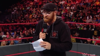 Sami Zayn Has Injuries That Could Keep Him Out Of Action Until 2019