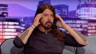 Dave Grohl Remembered The Time Taylor Swift 'Saved My Ass' During A Party At Paul McCartney's House