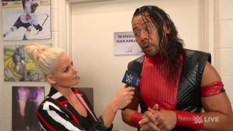 Shinsuke Nakamura Is Off Smackdown After Being Bitten By A Police Dog