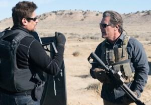 'Sicario: Day Of The Soldado' Director Stefano Sollima Explains Why Benicio del Toro Shoots His Gun So Weirdly
