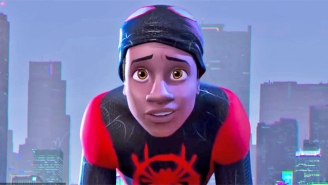 The 'Spider-Man: Into The Spider Verse' Trailer Introduces Miles Morales To Peter Parker