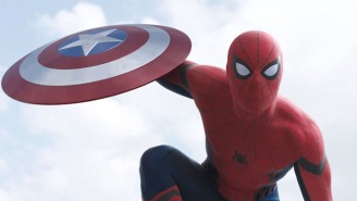 'Spider-Man' Star Tom Holland Finally Got Some Payback On His 'Avengers' Co-Star Anthony Mackie