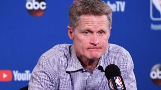 Steve Kerr Trolled LeBron James By Telling Reporters They 'Did Better' After Game 2