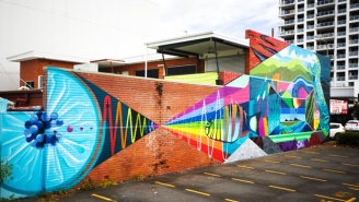 This Crew Of Young Creatives Uses Street Art To Encourage Conservation