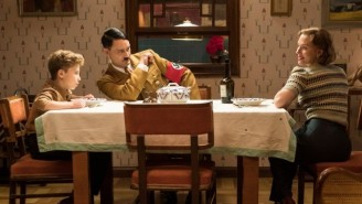Taika Waititi Strikes A Pose As Hitler In The First Image From 'Jojo Rabbit'