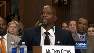 Terry Crews Settled The Lawsuit He Filed Against The Man Who Allegedly Groped Him