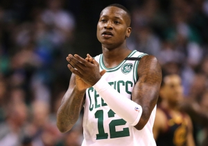 Terry Rozier Tricked Danny Ainge Into Revealing The Celtics' Draft Pick Live On Air